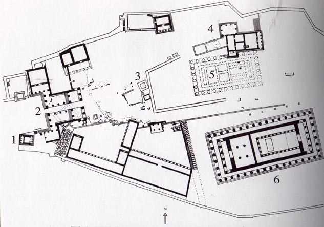 Acropolis of athens historical facts and pictures the for Final fortress blueprints